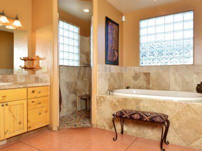 Desert Splendor Master Bath