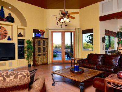 Desert Splendor Living Room