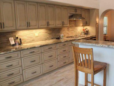 Storkson Cabinetry Kitchen